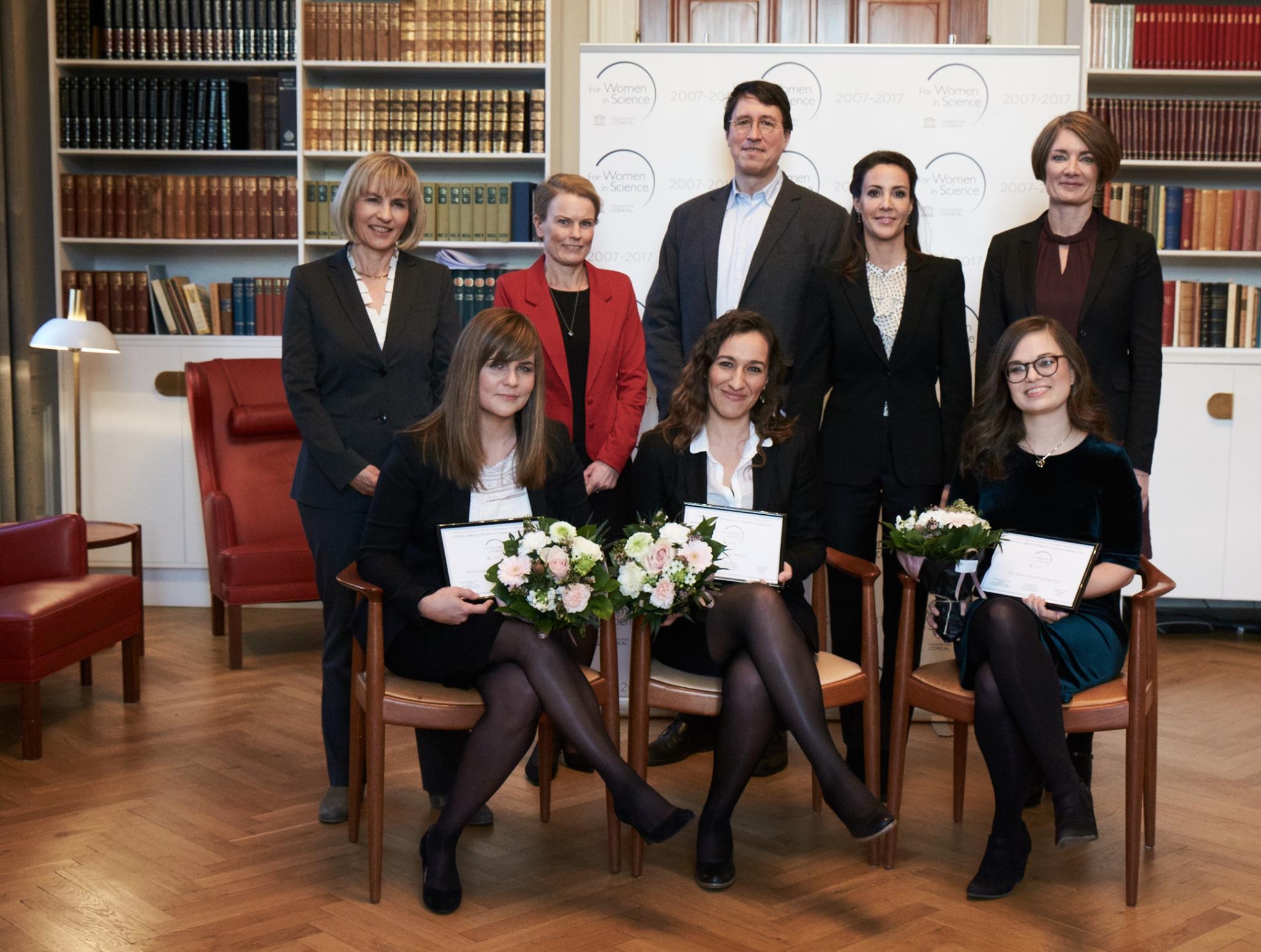 Femmes et recherche scientifique